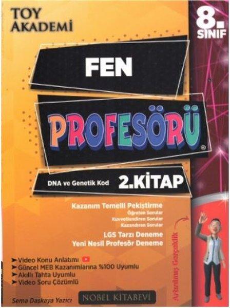 8. Sınıf Fen Profesörü 2. Kitap DNA ve Genetik Kod.pdf