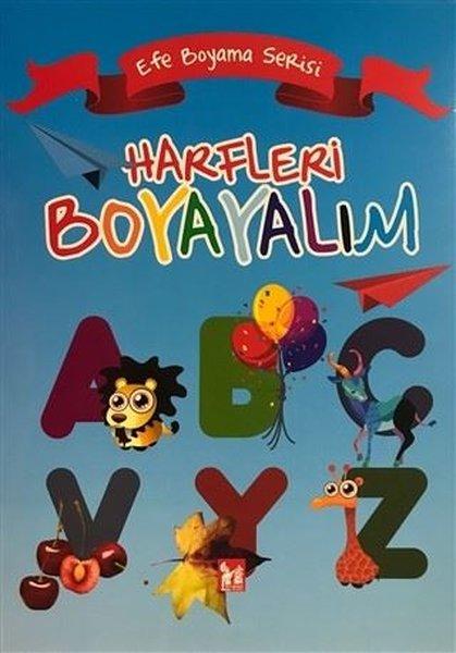 Harfleri Boyayalım - Efe Boyama Serisi.pdf