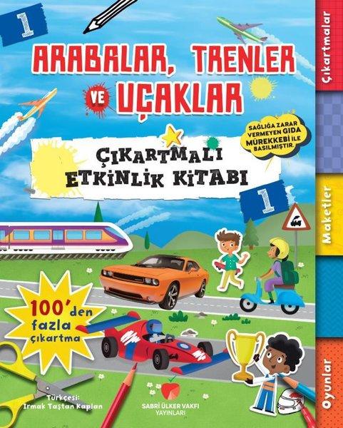 Arabalar Trenler ve Uçaklar - Çıkartmalı Etkinlik Kitabı 1.pdf