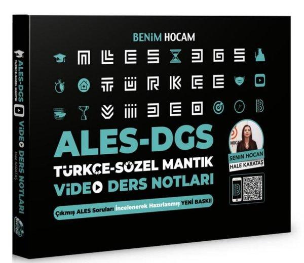 2021 Ales Dgs Türkçe - Sözel Mantık Video Ders Notları Çıkmış Ales Soruları İncelenerek Hazırlanmış.pdf