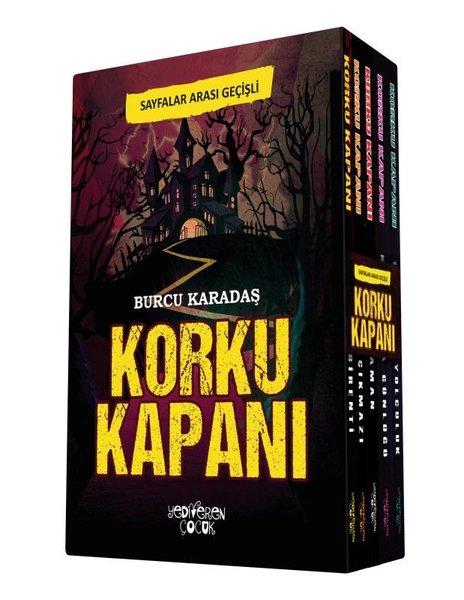 Korku Kapanı Kitap Seti - 5 Kitap Takım.pdf