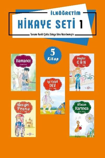 İlköğretim Hikaye Seti 1 - 5 Kitap Takım.pdf