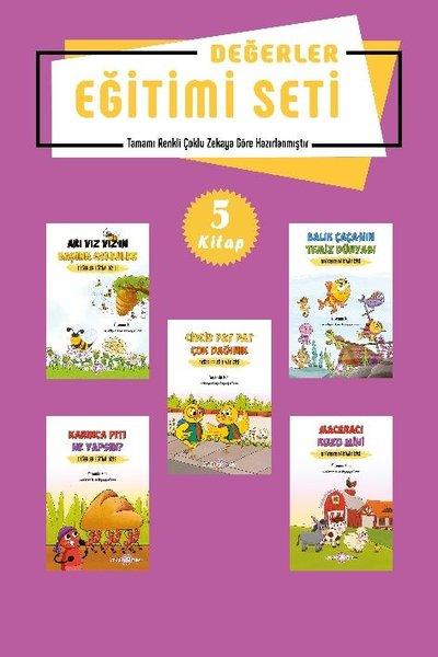 Değerler Eğitimi Seti - 5 Kitap Takım.pdf