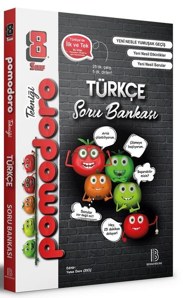 8. Sınıf Pomodoro Türkçe Soru Bankası.pdf