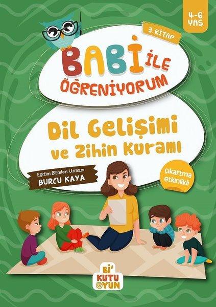 Dil Gelişimi ve Zihin Kuramı - Babi İle Öğreniyorum 3. Kitap.pdf
