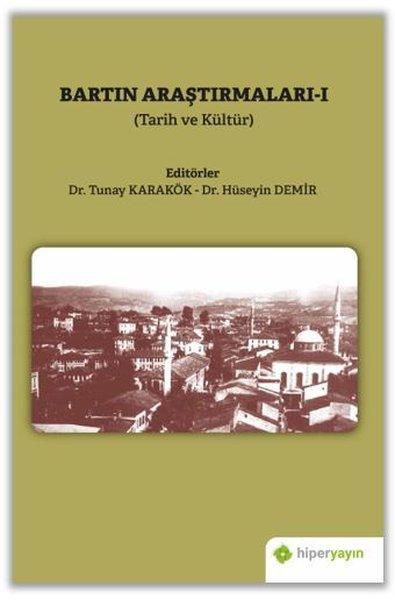 Bartın Araştırmaları 1 - Tarih ve Kültür.pdf