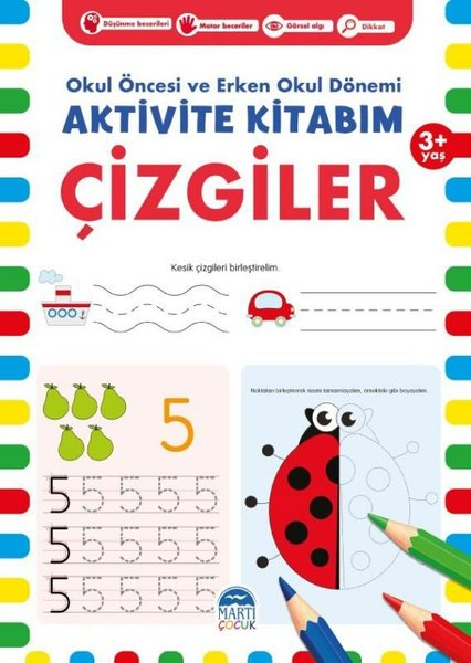 Aktivite Kitabım - Çizgiler  3+  Yaş - Okul Öncesi ve Erken Okul Dönemi.pdf