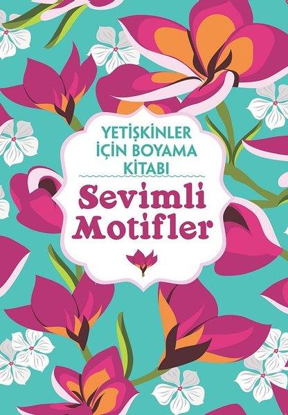 Sevimli Motifler - Yetişkinler İçin Boyama Kitabı.pdf