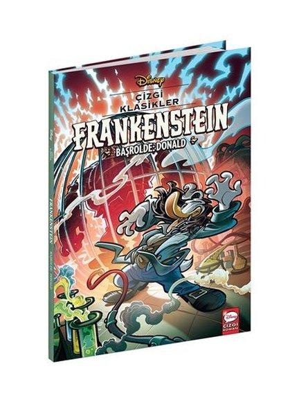 Frankenstein Başrolde: Donald - Disney Çizgi Klasikler.pdf