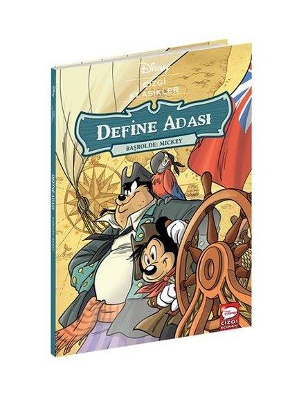 Define Adası Başrolde: Mickey - Disney Çizgi Klasikler.pdf