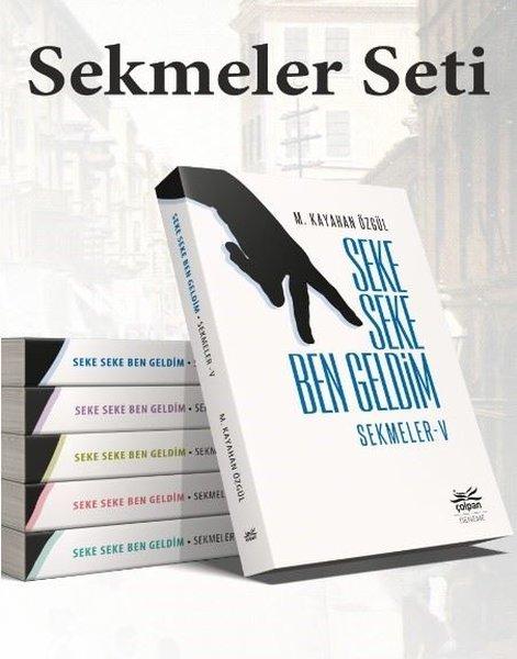 Seke Seke Ben Geldim - Sekmeler Seti 5 Kitap Takım.pdf