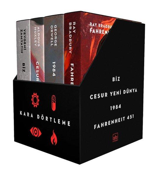 Kara Dörtleme Kutu Set: Biz - Cesur Yeni Dünya - 1984-Fahrenheit 451.pdf