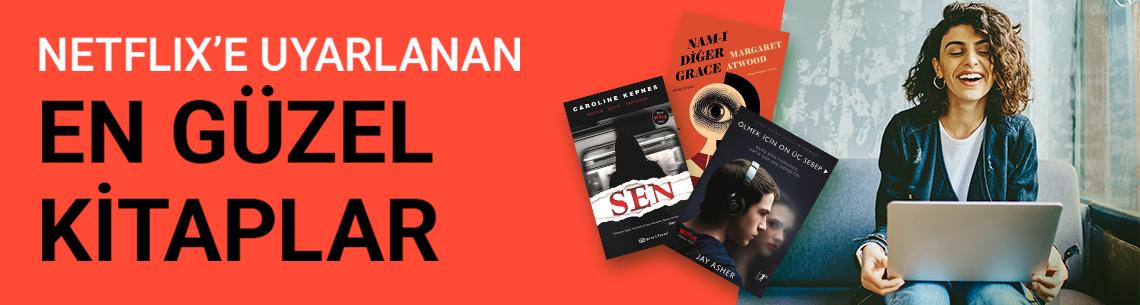 Netflix'e Uyarlanan En Güzel Kitaplar