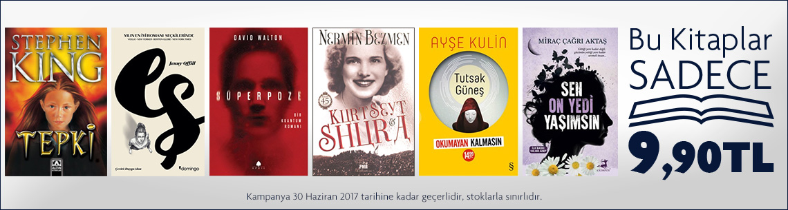 9,90 TL Kitaplar