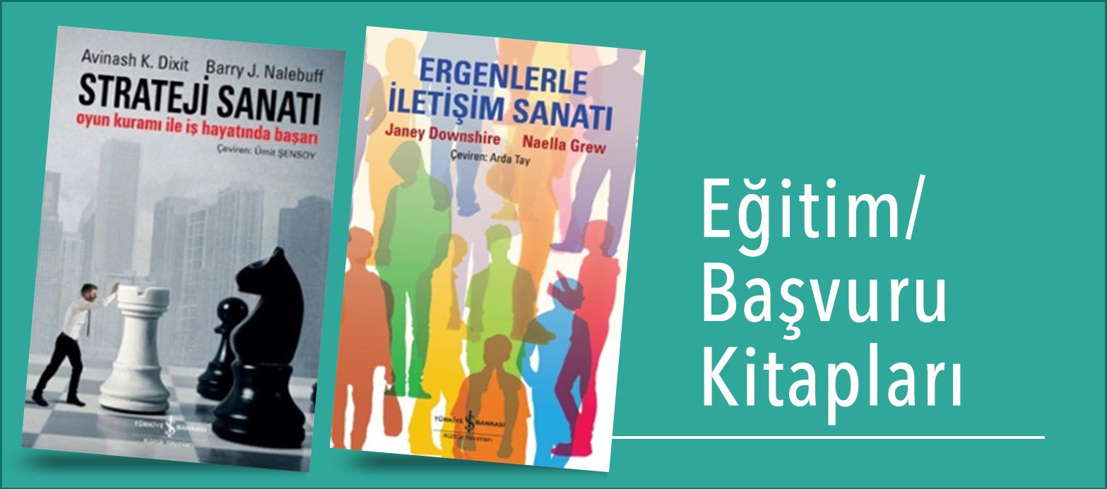 eğitim başvuru kitapları