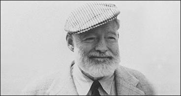Ernest Hemingway'in okuma listesi