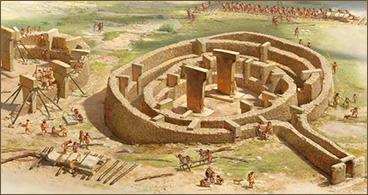 İlk Tapınak: Göbeklitepe