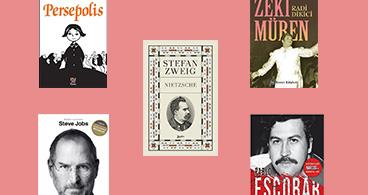 Biyografik Kitaplar