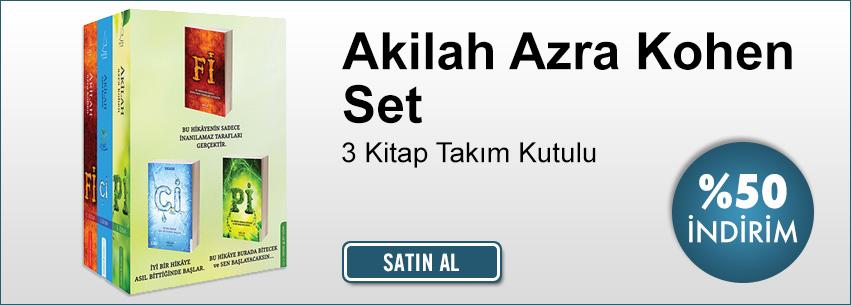 Akilah Azra Kohen